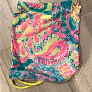Lilly Pulitzer Cloth backpack